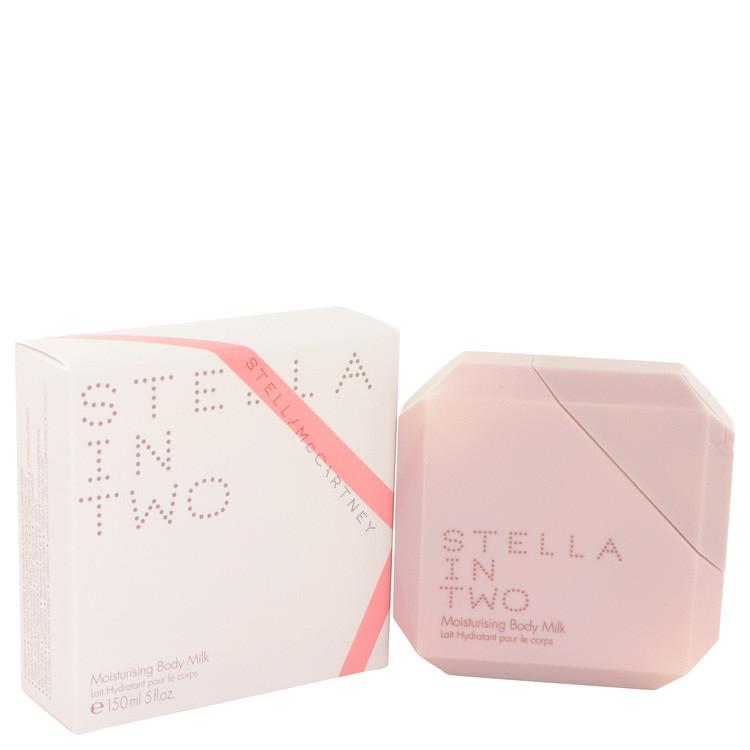 Stella In Two Peony Body Lotion 5 oz Moisturizing Body Milk for Women