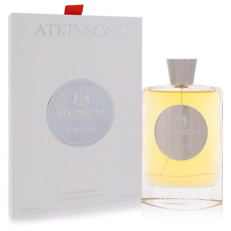 Sicily Neroli by Atkinsons – Eau De Parfum Spray (Unisex) 3.4 oz (100 ml)