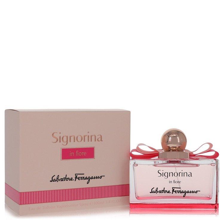 Signorina In Fiore Perfume 100 ml EDT Spay for Women