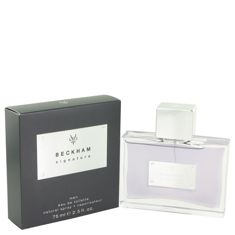 Signature For Him Cologne by David Beckham 75 ml EDT Spay for Men