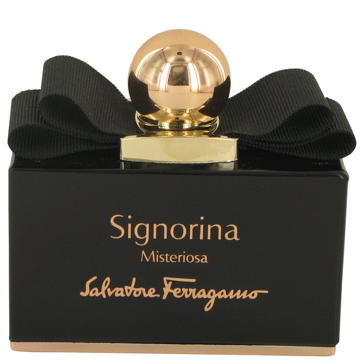 Signorina Misteriosa Perfume 100 ml Eau De Parfum Spray (Tester) for Women