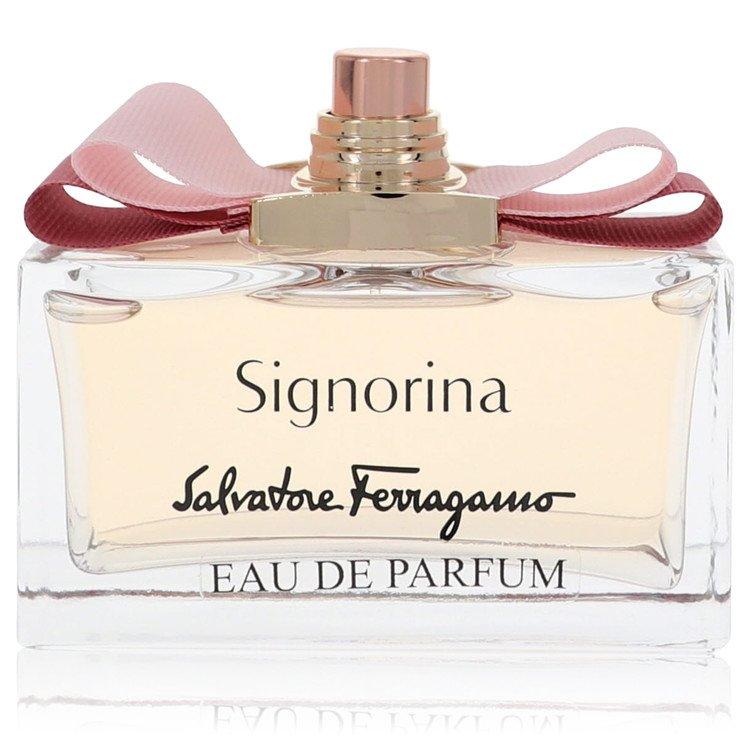 Signorina Perfume 100 ml Eau De Parfum Spray (Tester) for Women