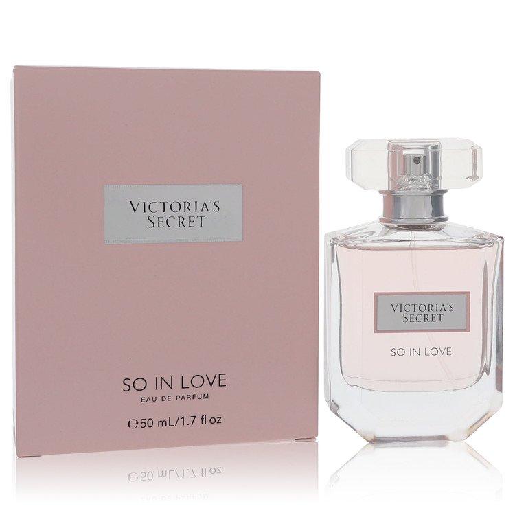 So In Love by Victoria's Secret –  Eau De Parfum Spray 1.7 oz 50 ml for Women