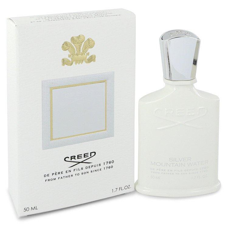 SILVER MOUNTAIN WATER by Creed Eau De Parfum Spray 1.7 oz for Men