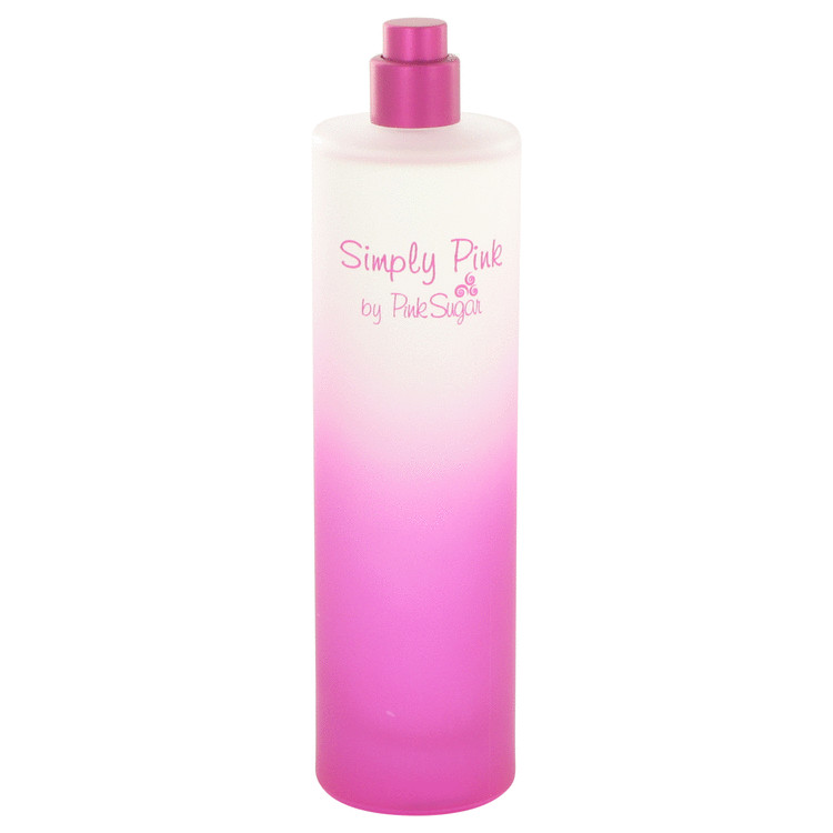 Simply Pink Perfume by Aquolina 100 ml EDT Spray(Tester) for Women