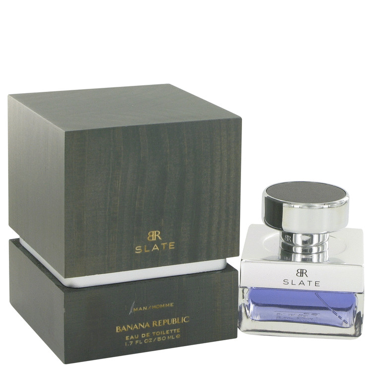 Banana Republic Slate Cologne 50 ml EDT Spay for Men