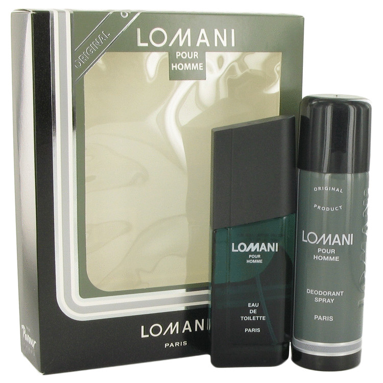 LOMANI by Lomani Gift Set — for Men