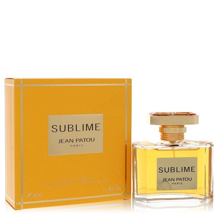 Sublime Perfume by Jean Patou 2.5 oz EDP Spray for Women