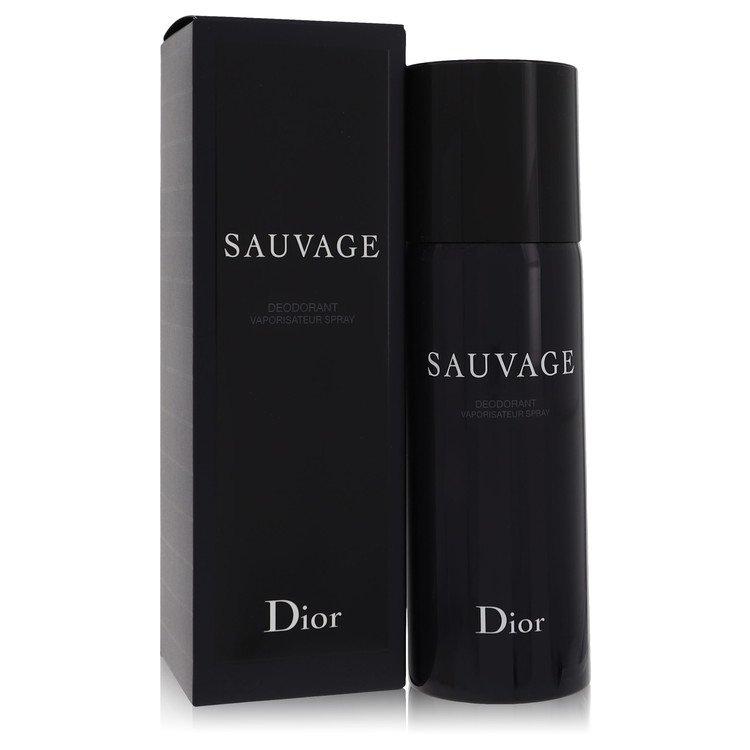 Sauvage Cologne by Christian Dior 5 oz Deodorant Spray for Men
