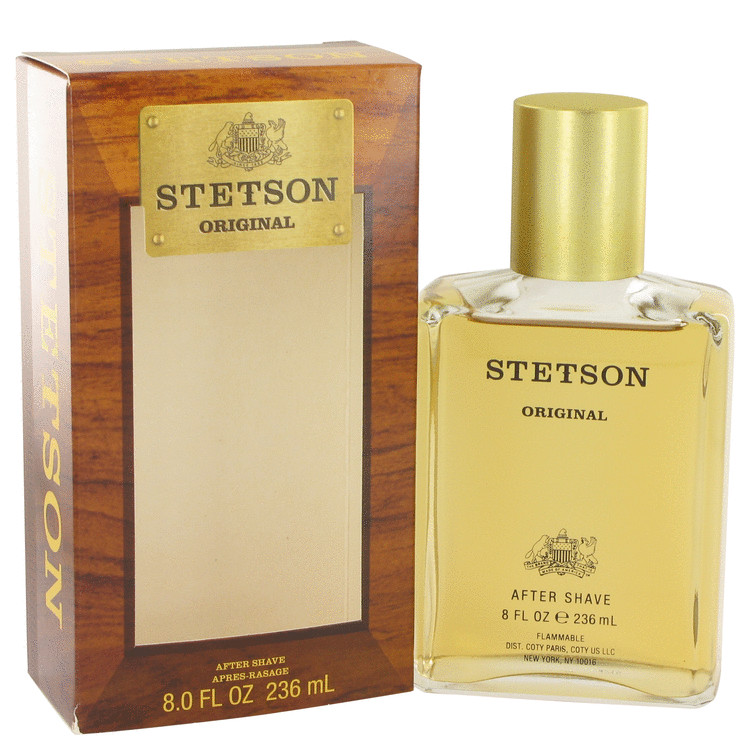STETSON by Coty for Men After Shave 8 oz