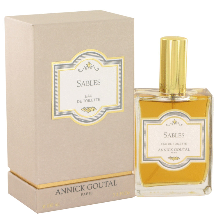 Sables Cologne by Annick Goutal 3.4 oz EDT Spray for Men