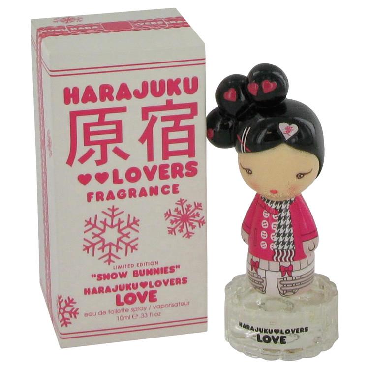 Harajuku Lovers Snow Bunnies Love Perfume 10 ml EDT Spay for Women