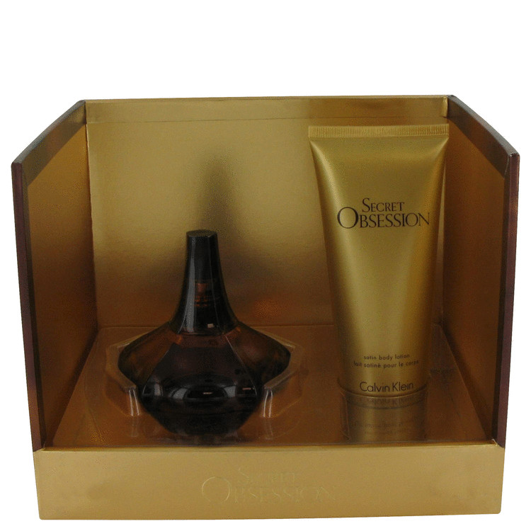 Secret Obsession for Women, Gift Set (1.7 oz EDP Spray + 3.4 oz Body Lotion)