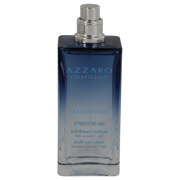 Azzaro Solarissimo Marettimo Cologne 75 ml EDT Spray(Tester) for Men