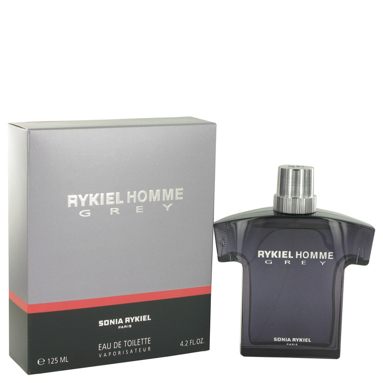 Rykiel Homme Grey Cologne by Sonia Rykiel 4.2 oz EDT Spay for Men