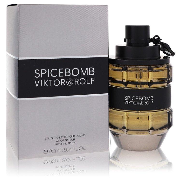 Spicebomb Cologne by Viktor & Rolf 90 ml Eau De Toilette Spray for Men