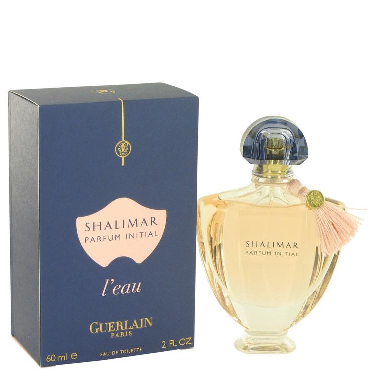 Shalimar Parfum Initial L'eau Perfume 2 oz EDT Spay for Women
