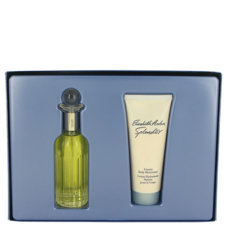 Splendor Gift Set -- Gift Set - 2.5 oz Eau De Parfum Spray + 3.3 oz Body Moisturizer Tube for Women