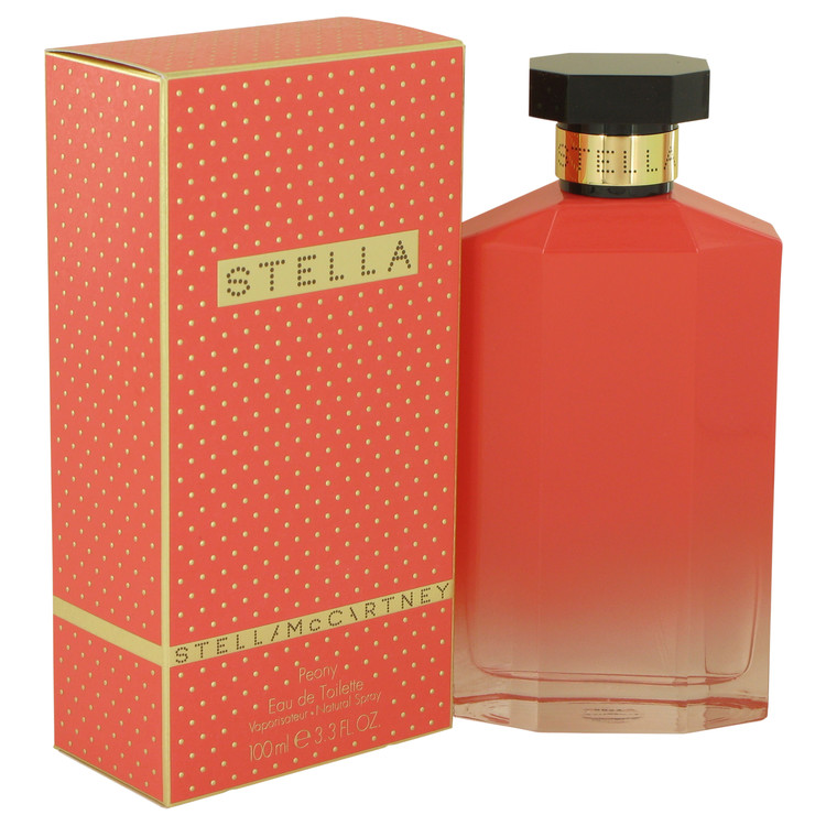 Stella Peony Perfume by Stella Mccartney 100 ml EDT Spay for Women