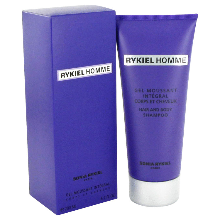 SONIA RYKIEL by Sonia Rykiel for Men Hair & Body Shampoo 6.7 oz