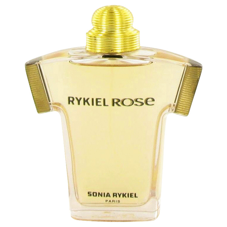 Sonia Rykiel Rose Perfume 100 ml Eau De Parfum Spray (unboxed) for Women