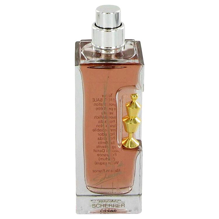S De Scherrer Perfume 50 ml Eau De Parfum Spray (Tester) for Women