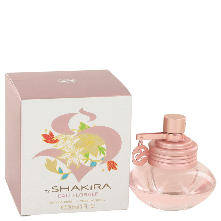 Shakira S Eau Florale Perfume by Shakira 30 ml EDT Spay for Women