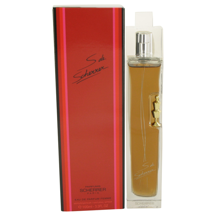 S De Scherrer by Jean Louis Scherrer for Women Eau De Parfum Spray 3.4 oz