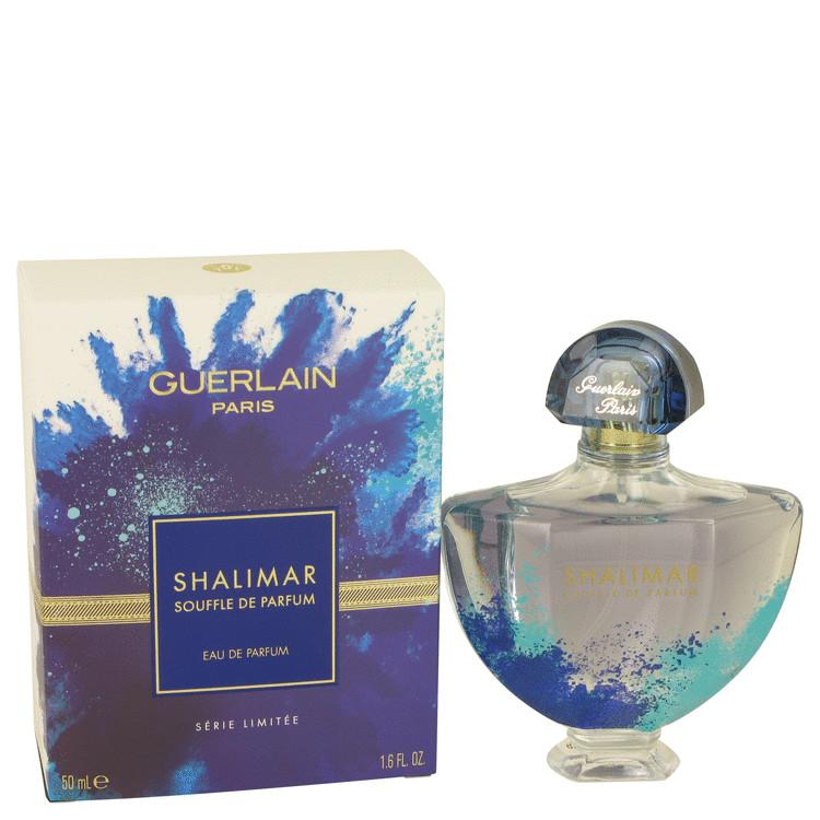 Shalimar Souffle De Parfum by Guerlain Eau De Parfum Spray (Serie Limitee) 1.7 oz