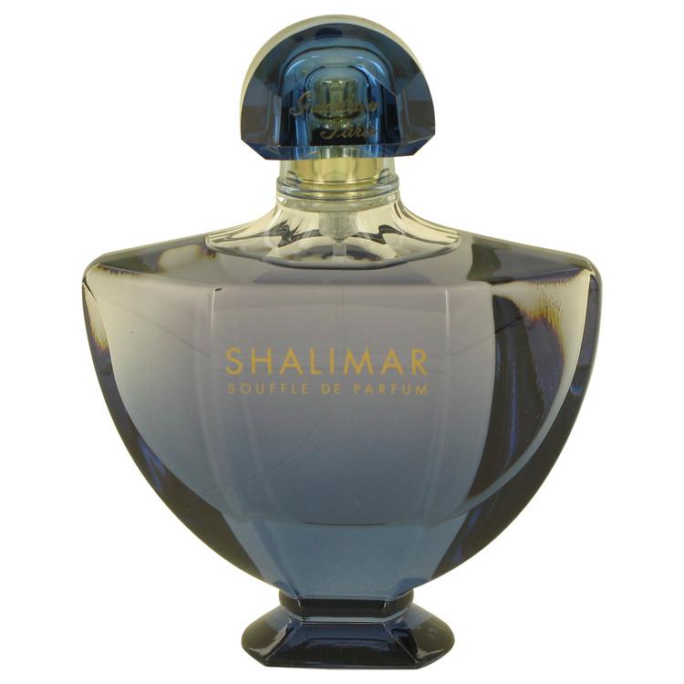 Shalimar Souffle De Parfum by Guerlain Eau De Parfum Spray (Tester) 3 oz