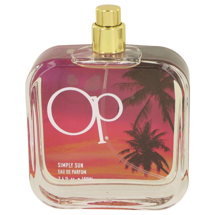 Simply Sun Perfume 100 ml Eau De Parfum Spray (Tester) for Women