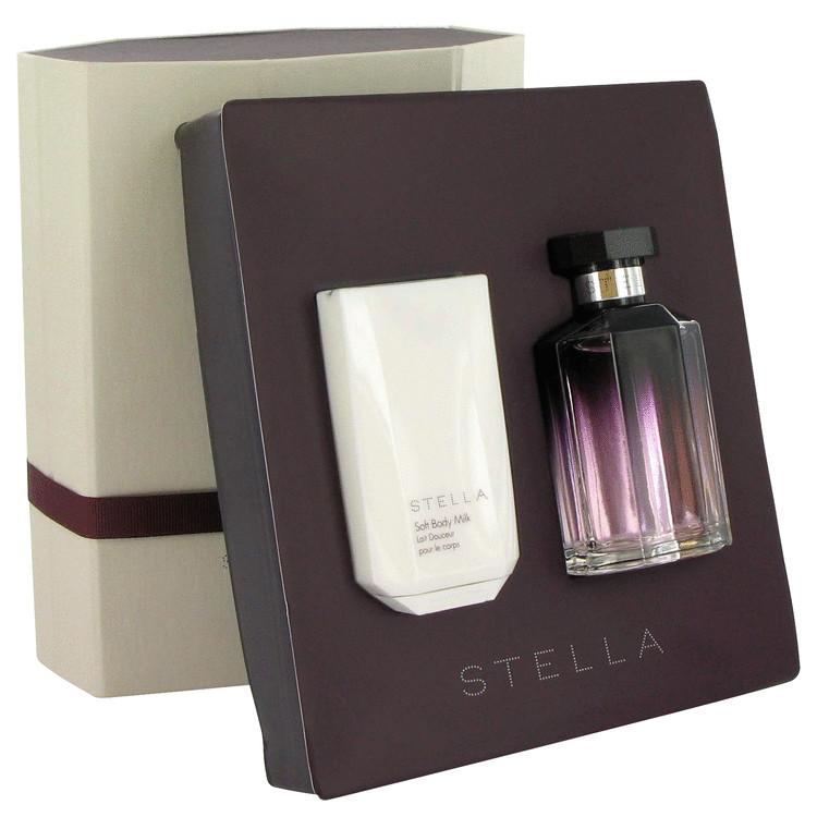 Stella for Women, Gift Set (1.7 EDP Spray + 2.5 oz Body Milk)