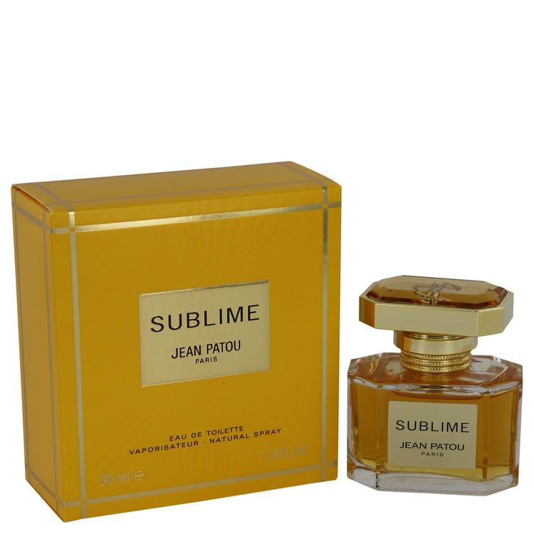 Sublime Perfume by Jean Patou 30 ml Eau De Toilette Spray for Women