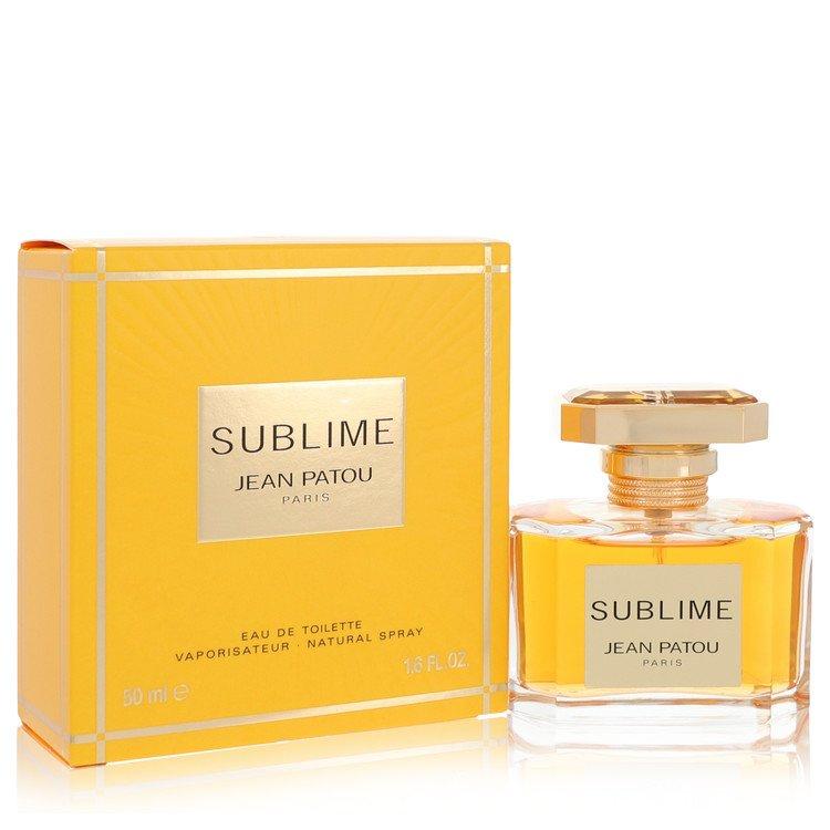 Sublime Perfume by Jean Patou 1.7 oz EDT Spray for Women