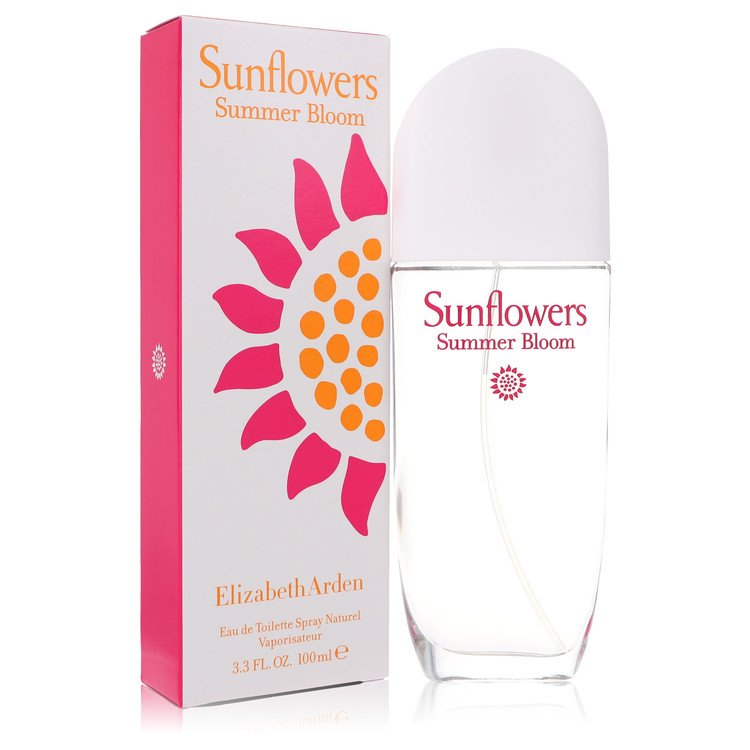 Sunflowers Summer Bloom Perfume 100 ml EDT Spay for Women