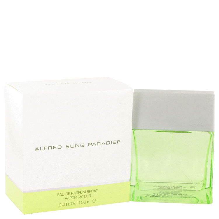 Paradise Perfume by Alfred Sung 3.4 oz EDP Spray for Women