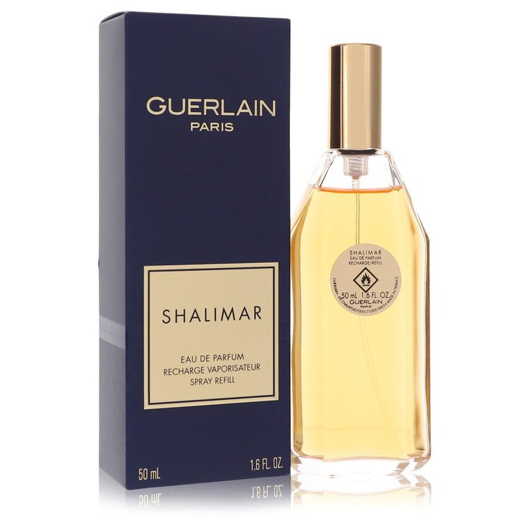 Guerlain Shalimar Perfume 1.6 oz EDP Spray Refill for Women