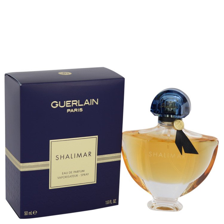 Shalimar Perfume by Guerlain 1.7 oz EDP Spray for Women