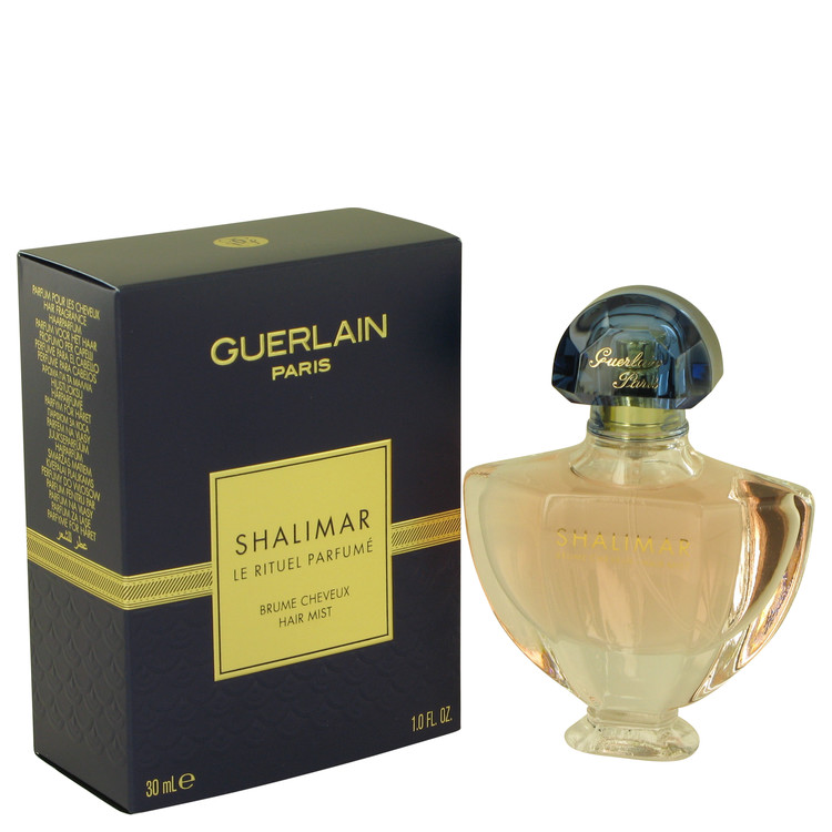 Shalimar Perfume by Guerlain 30 ml Perfume Hair Mist Spray for Women