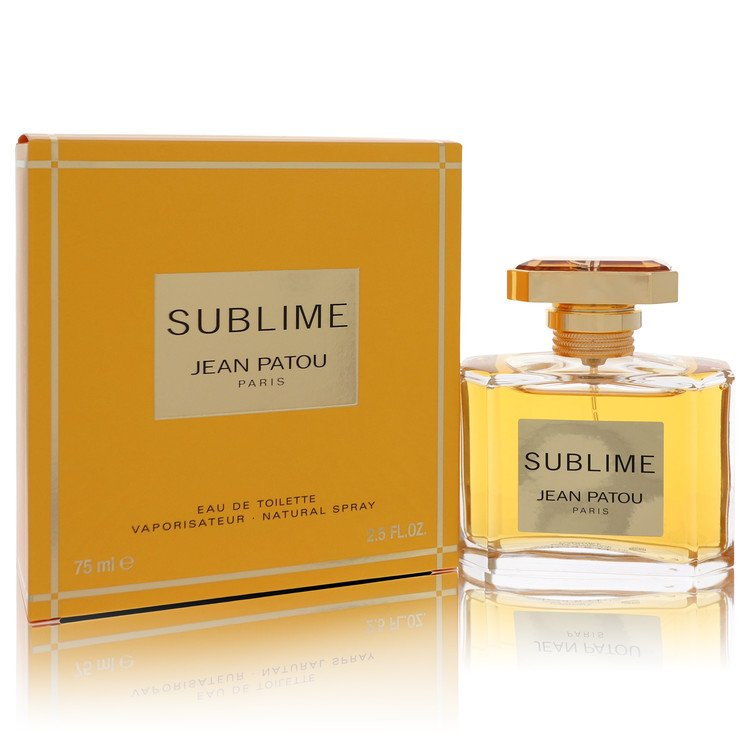 SUBLIME by Jean Patou for Women Eau De Toilette Spray 2.5 oz