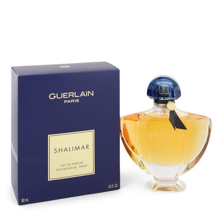 Shalimar Perfume by Guerlain 3 oz EDP Spray for Women