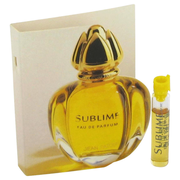 SUBLIME by Jean Patou for Women Vial (sample) .05 oz