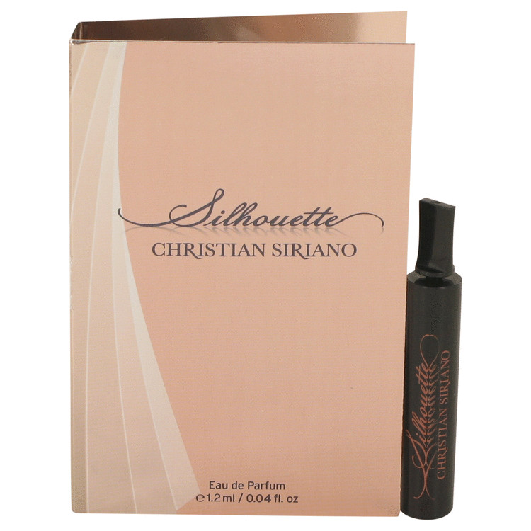 Silhouette by Christian Siriano for Women Vial (sample) .04 oz