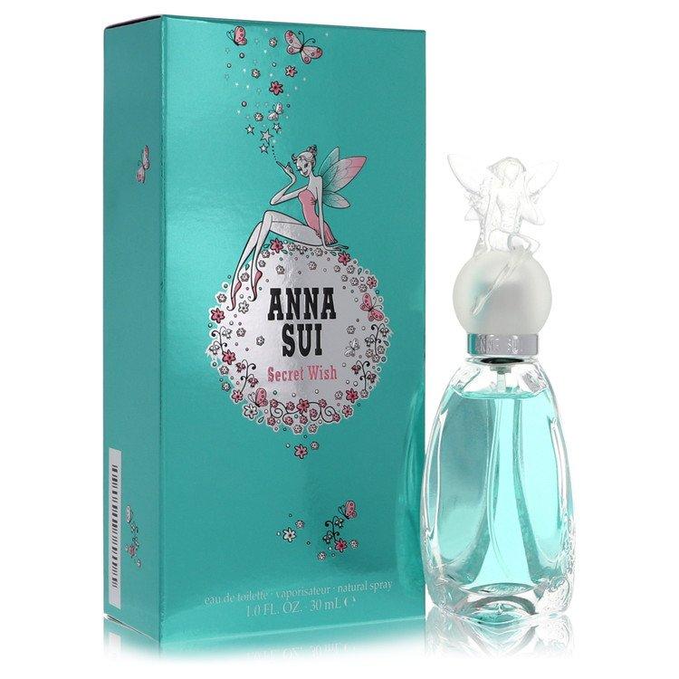 Secret Wish Perfume by Anna Sui 30 ml Eau De Toilette Spray for Women