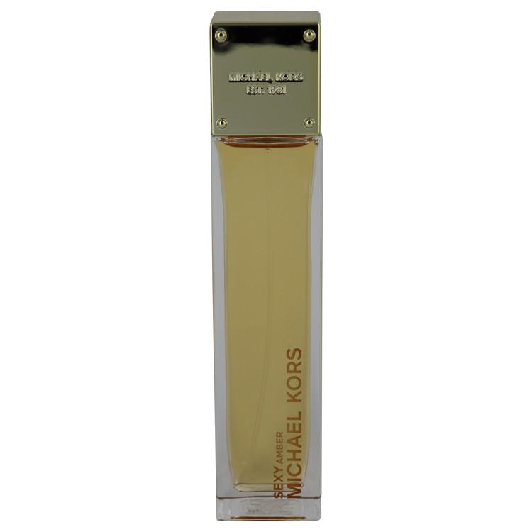 Michael Kors Sexy Amber Perfume 100 ml Eau De Parfum Spray (Tester) for Women