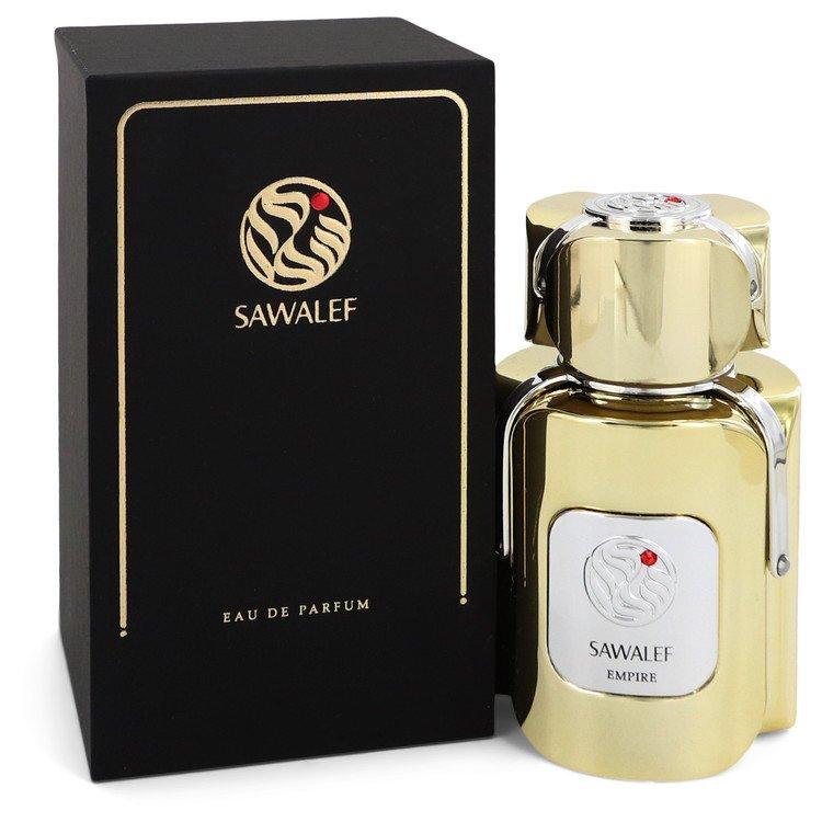 Sawalef Empire by Sawalef –  Eau De Parfum Spray (Unisex) 3.4 oz 100 ml