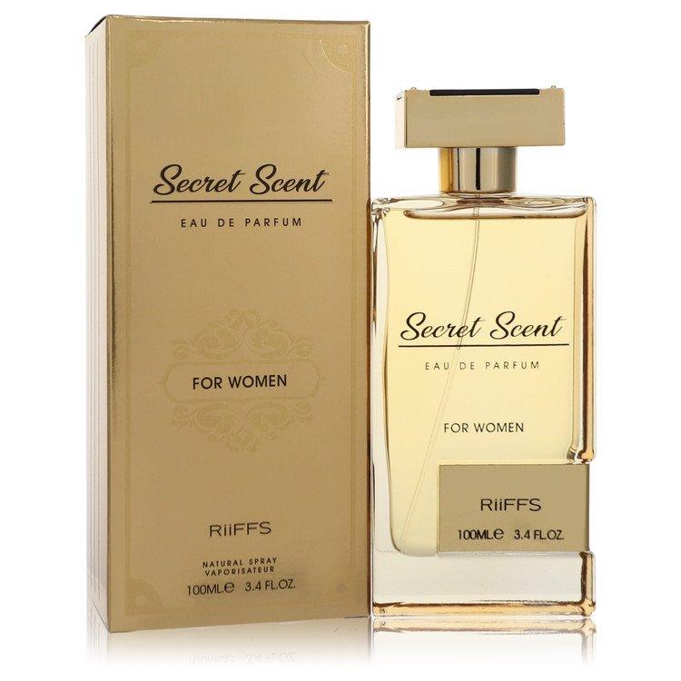 Secret Scent by Riiffs –  Eau De Parfum Spray 3.4 oz 100 ml for Women