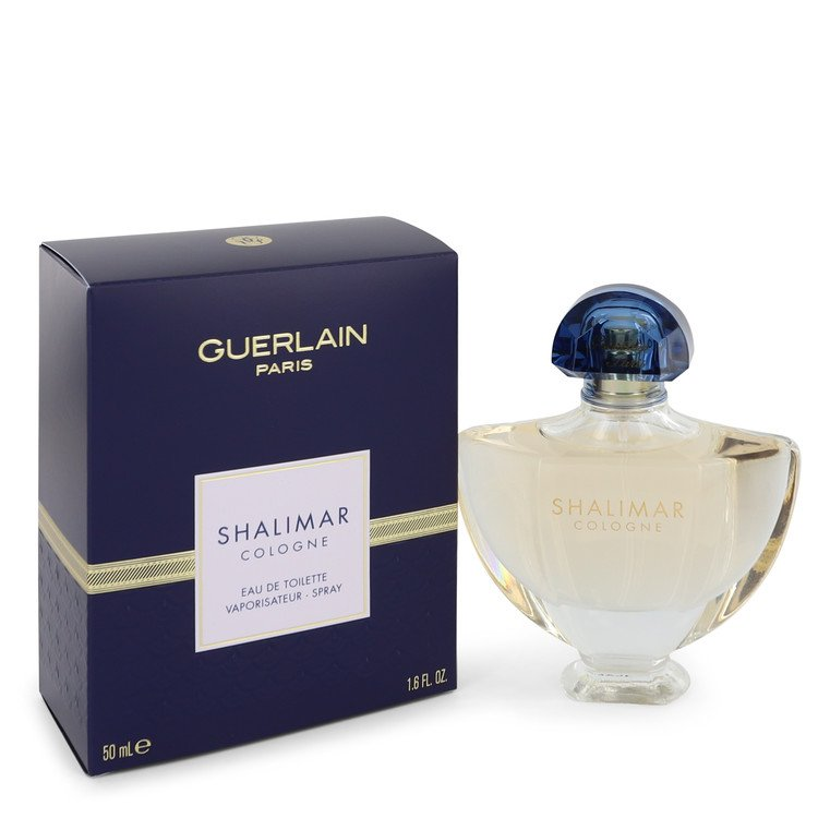 Shalimar Cologne Perfume by Guerlain 1.7 oz EDT Spay for Women Spray
