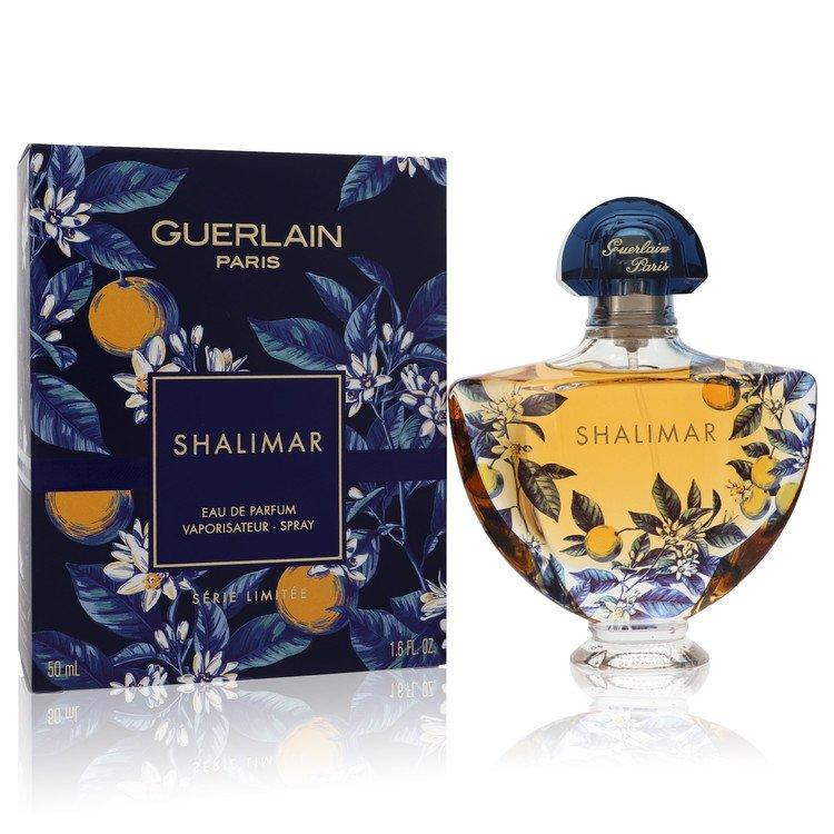 SHALIMAR by Guerlain –  Eau De Parfum Spray (Serie Limitee) 1.6 oz 50 ml for Women