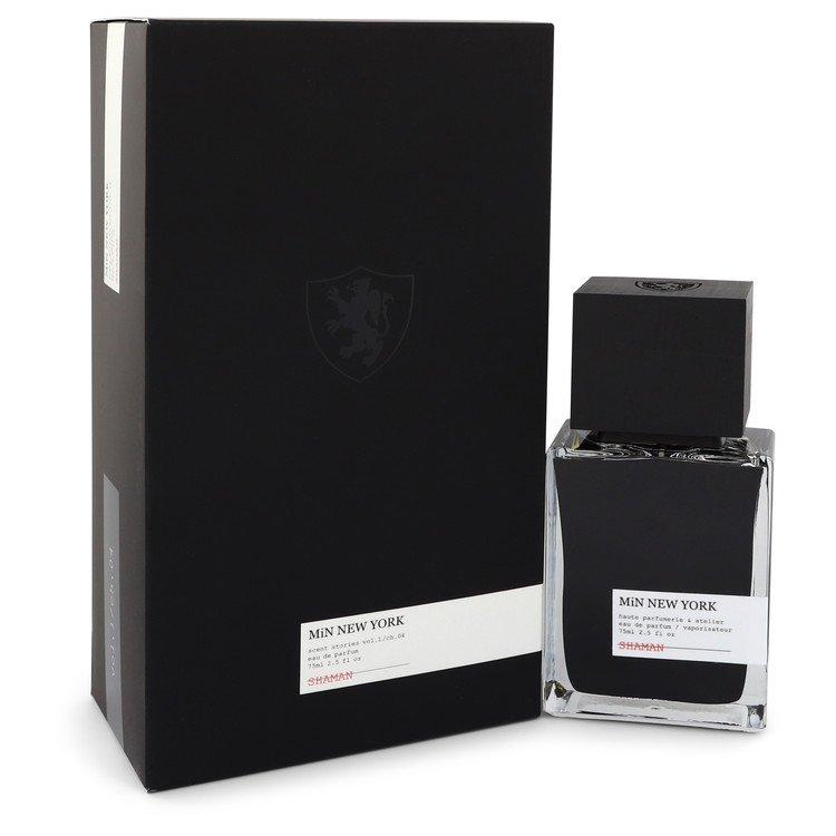 Shaman by Min New York Women's Eau De Parfum Spray (Unisex) 2.5 oz